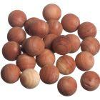 Cedar Spheres (Set of 24)