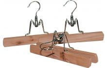 Cedar Clamp Hanger (Set of 3)