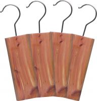 "Cedar Hangups (2"" x 10.5"")"