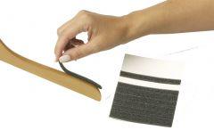 "4"" Grey Foam Pad Strip"