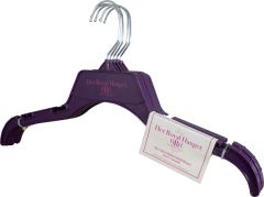 Her Royal Hanger (Purple)