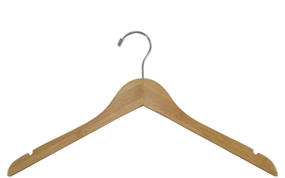 Bamboo Shirt Hanger